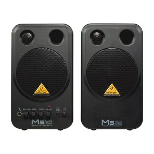 Caixa Multimídia Behringer MONITOR SPEAKERS MS16
