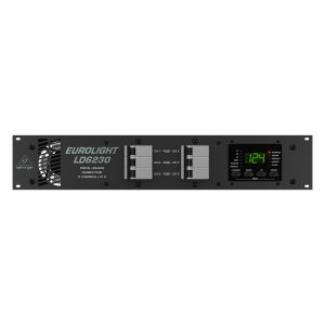 Rack Dimmer Behringer Eurolight Ld6230