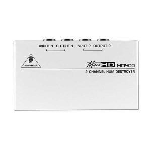 Direct Box Behringer HD400