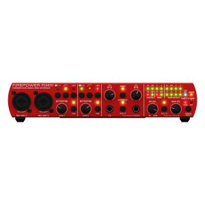 Interface Behringer FCA610